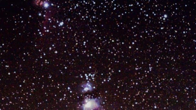 Großer Nebel des Orion