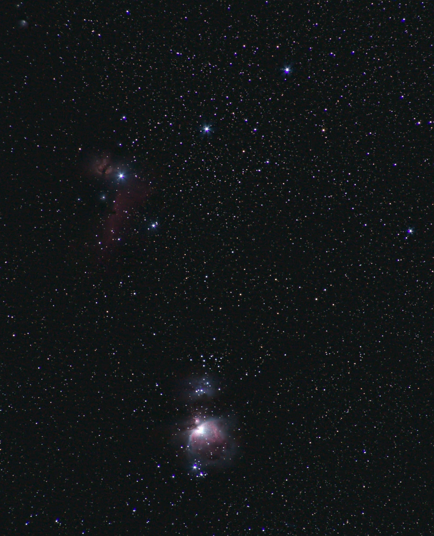 Schwertgehänge des Orion