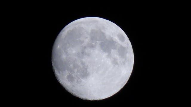 Der Mond im Perigäum