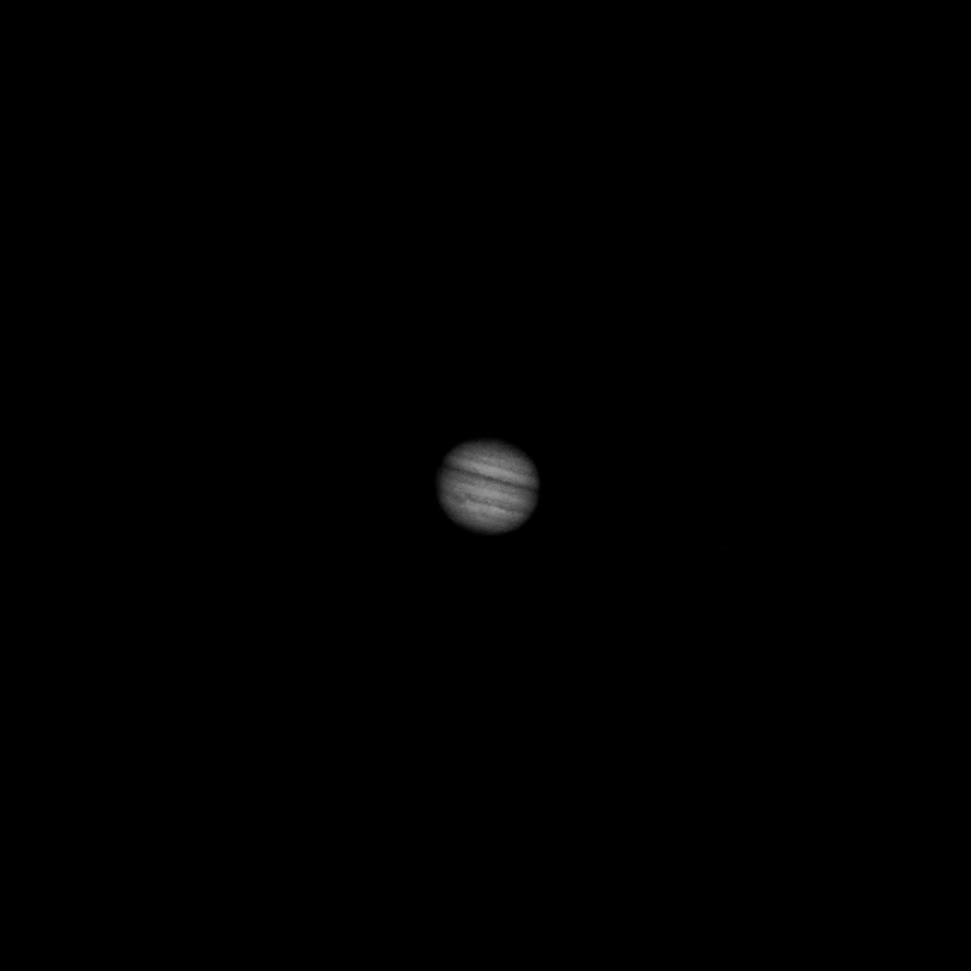 Ein kleiner Jupiter
