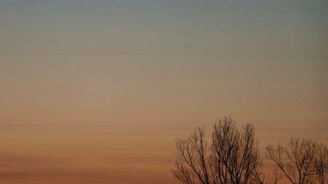 Komet PANSTARRS am 15.03.2013