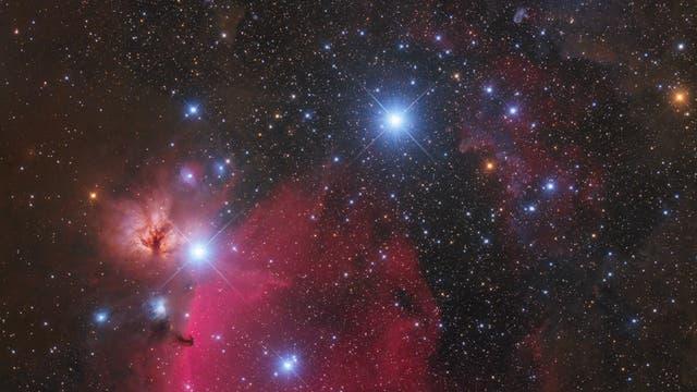 Gürtel des Orion