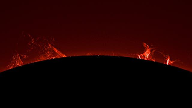 Die Sonne am 8. September 2021 (1)