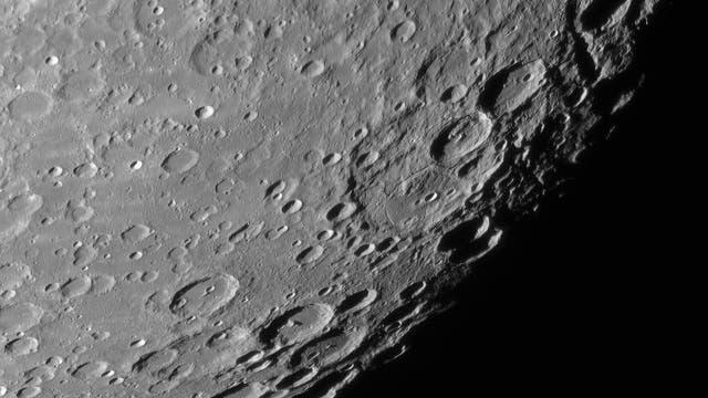 Der Mond am 26. August 2021 (2)