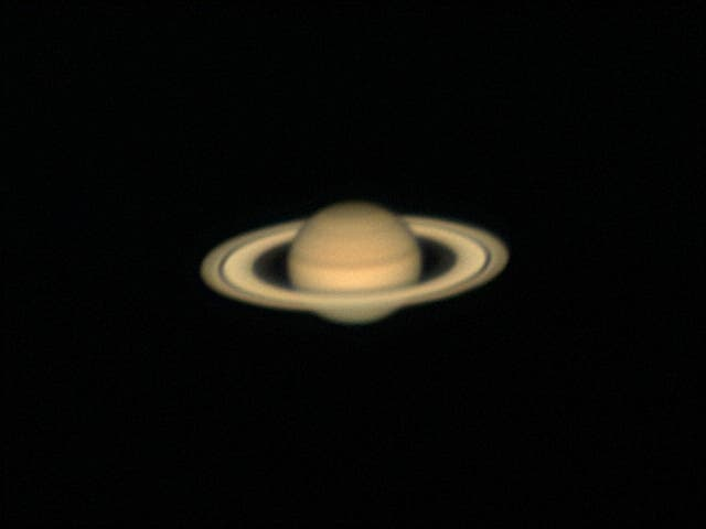 Saturn am 30. Juli 2021