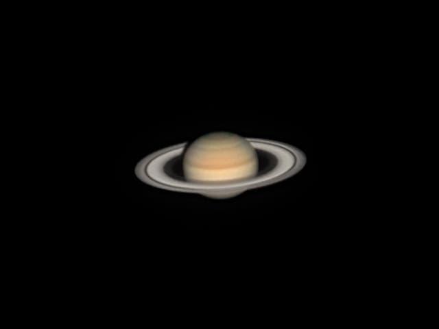 Saturn am 5. September 2021