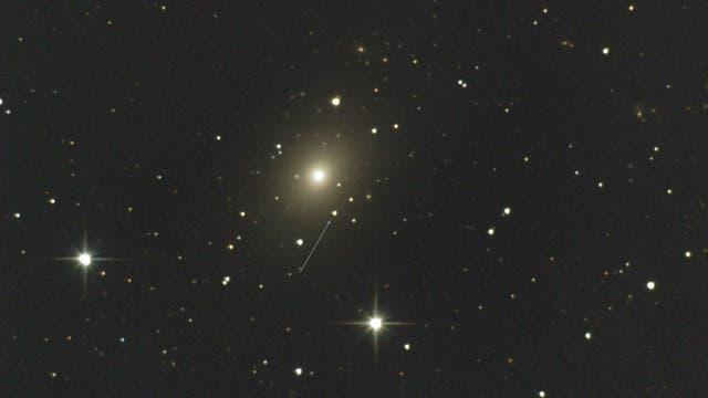 Supernova in the elliptical galaxy NGC4636