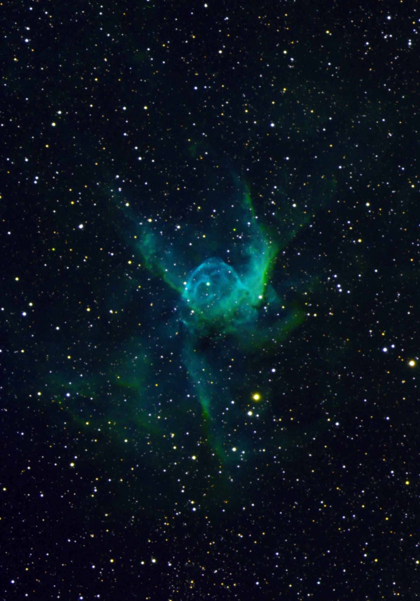 Thors Helm NGC 2359