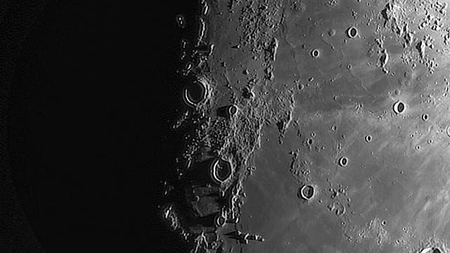 Mondvulkane am 22. April 2021