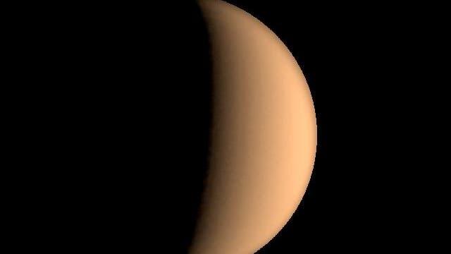 Verhüllte Venus 13.4.2012