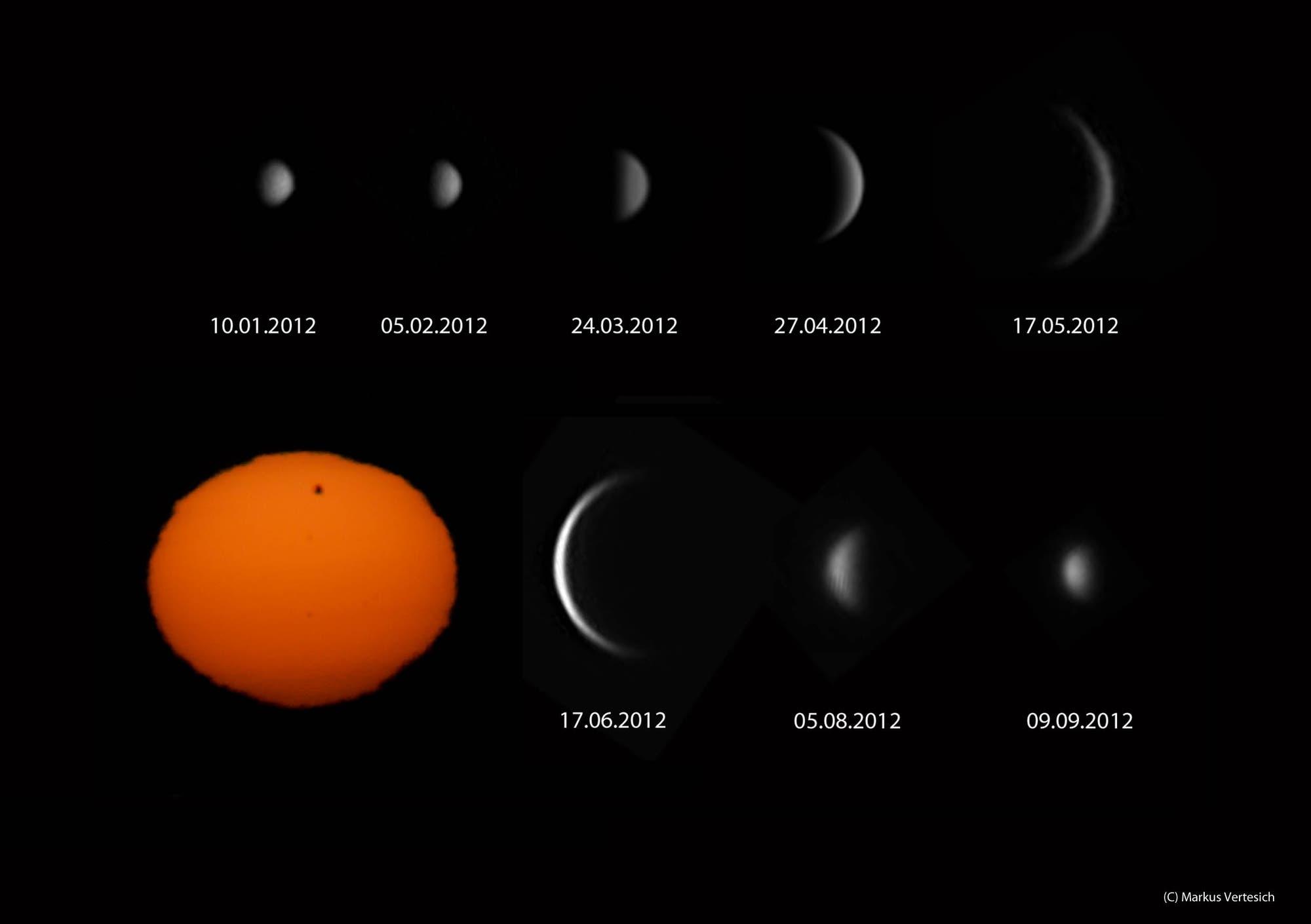 Venus 2012