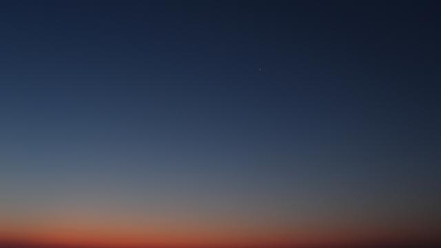 Venus in der Morgendämmerung -2