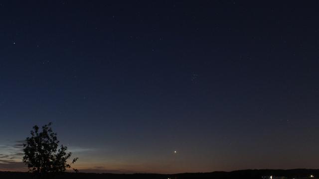 Venus am Morgenhimmel -2