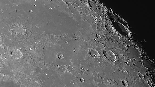 Der Mond am 24. September 2021 (2)