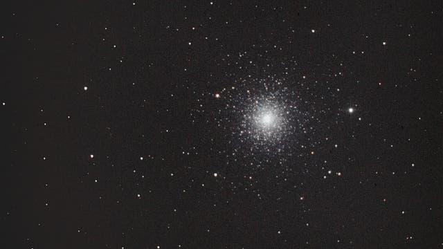 Kugelsternhaufen Messier 3 im Sternbild Jagdhunde (Canes Venatici)