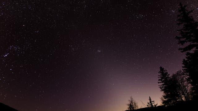 Zodiakallicht 2017