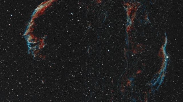 Der Cirrus-Nebel-Komplex