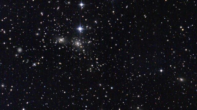 Coma-Galaxienhaufen