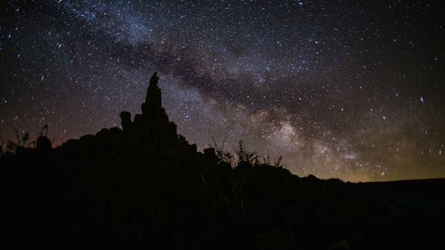Die Milchstraße, unsere Galaxie