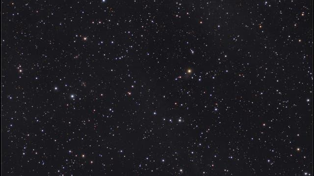 Coddington's Nebula IC 2574 & NGC 3231