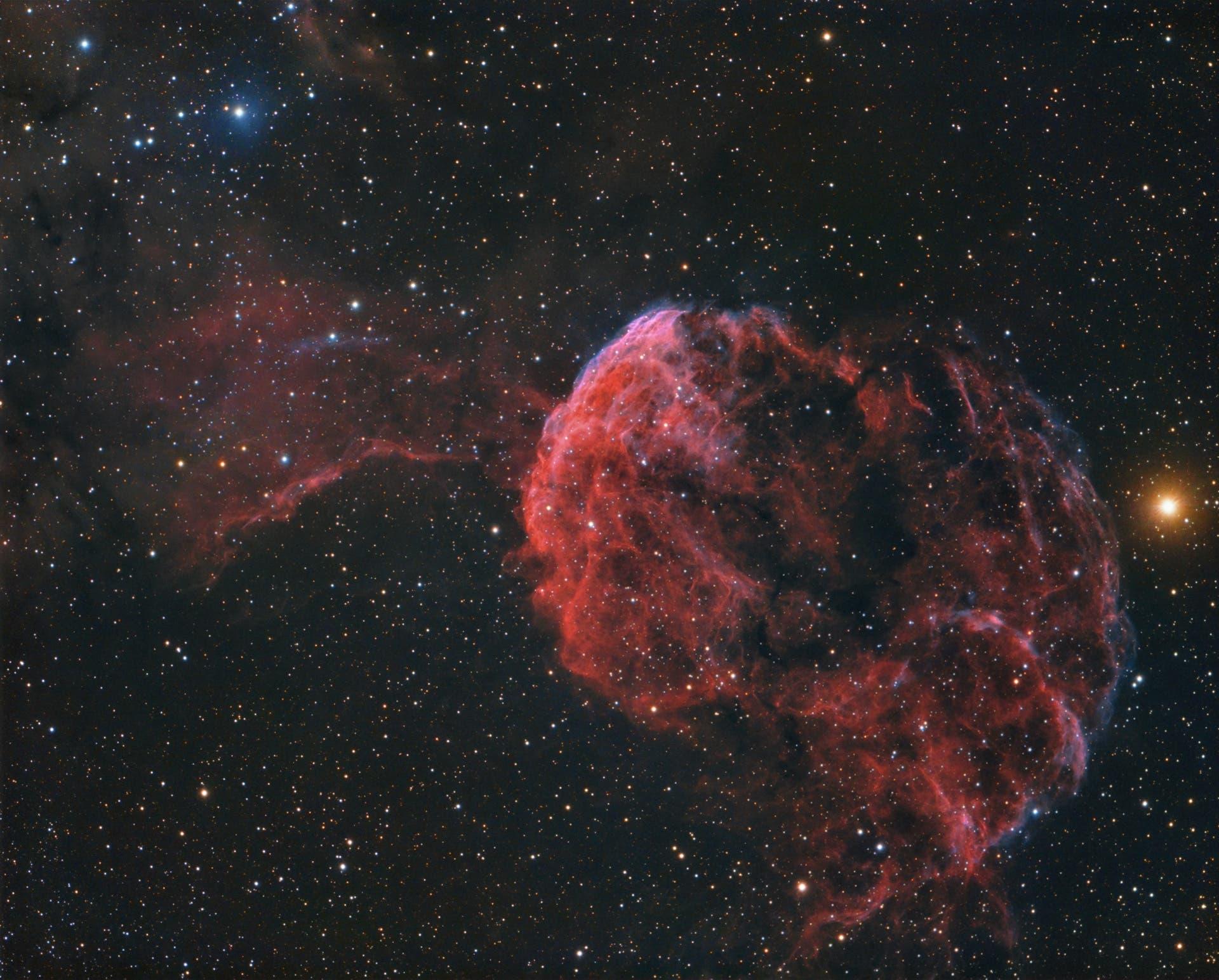IC 443 - Der Quallennebel