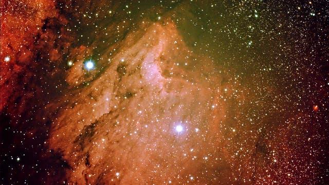 IC 5070 Pelikannebel