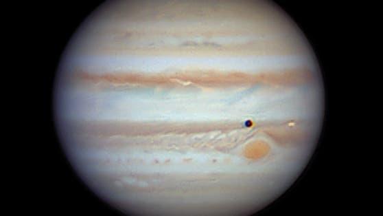 Jupiter und Io