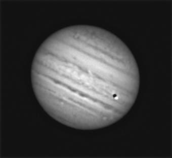 Schattenvorübergang von Io am 21. August 2021 (1)