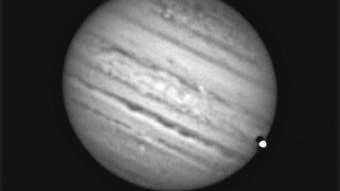 Schattenvorübergang von Io am 21. August 2021 (3)