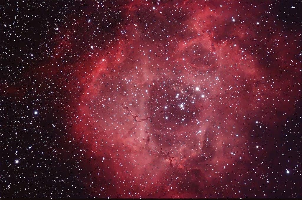NGC 2244 Rosettennebel