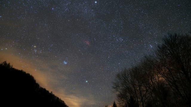 Komet Lovejoy Widefield