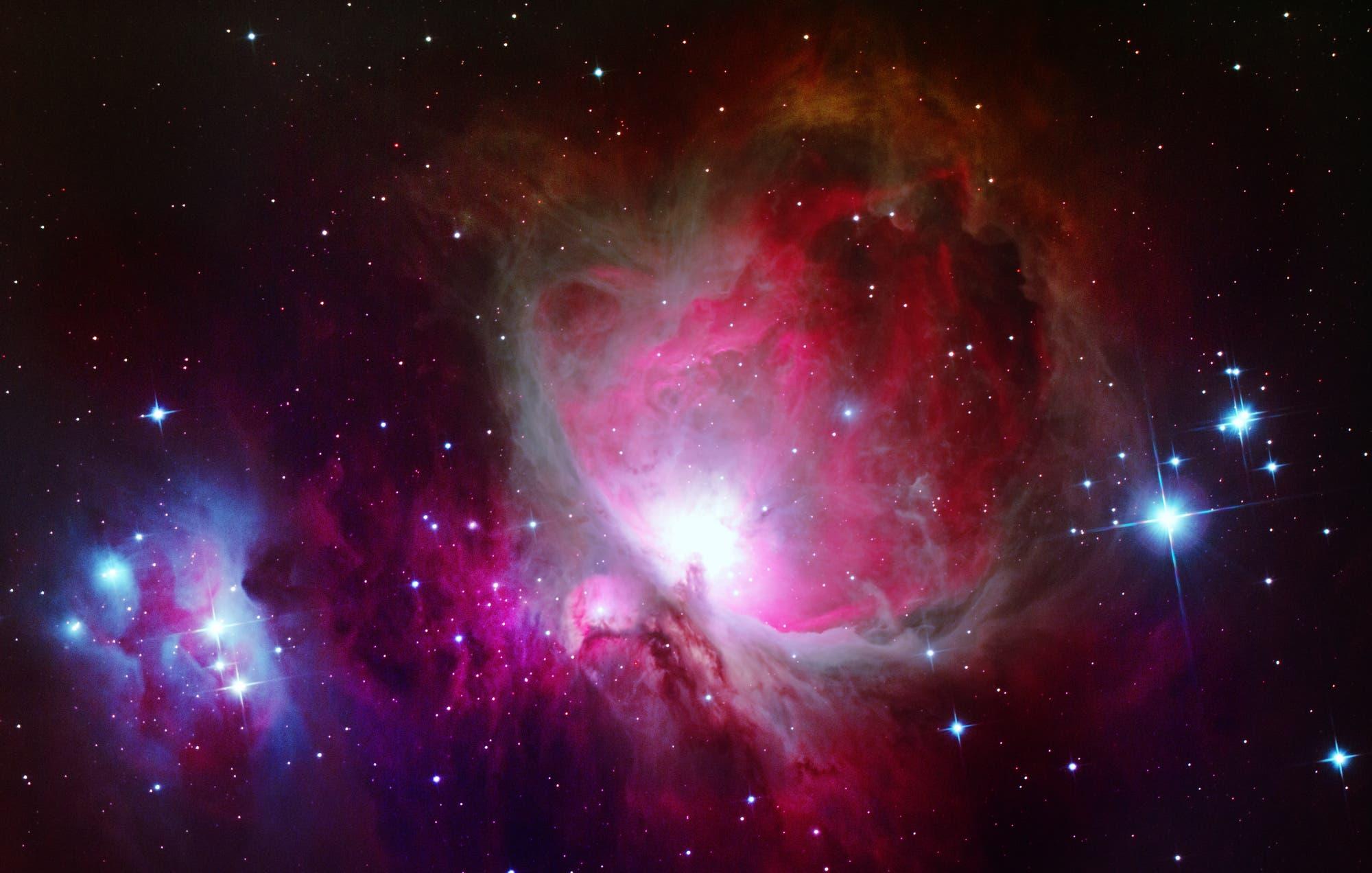 Der große Nebel im Orion