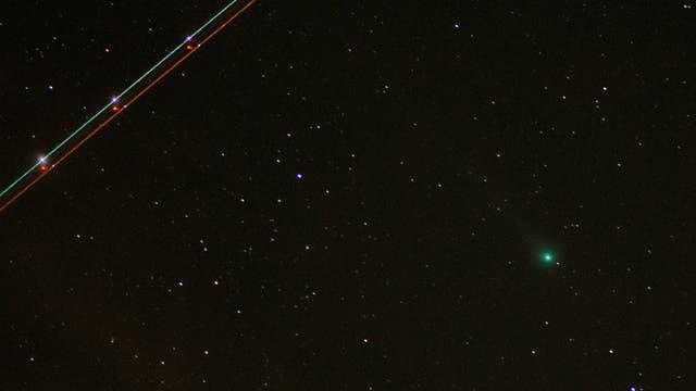 Lovejoy mit UFO