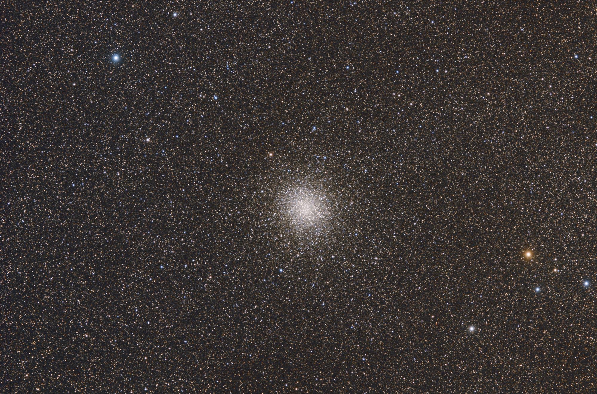 Kugelsternhaufen Messier 22