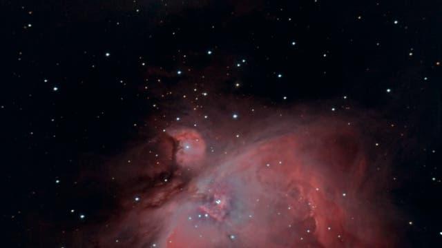 M 42, 43 - Orionnebel