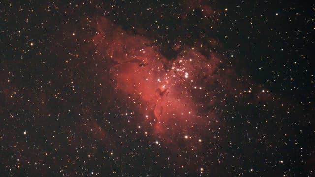 M 16 Adlernebel