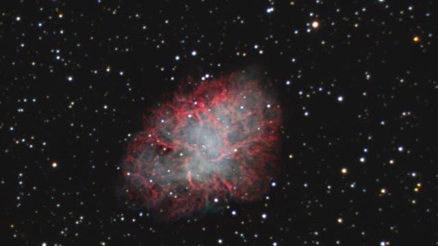 Messier 1 Krebsnebel
