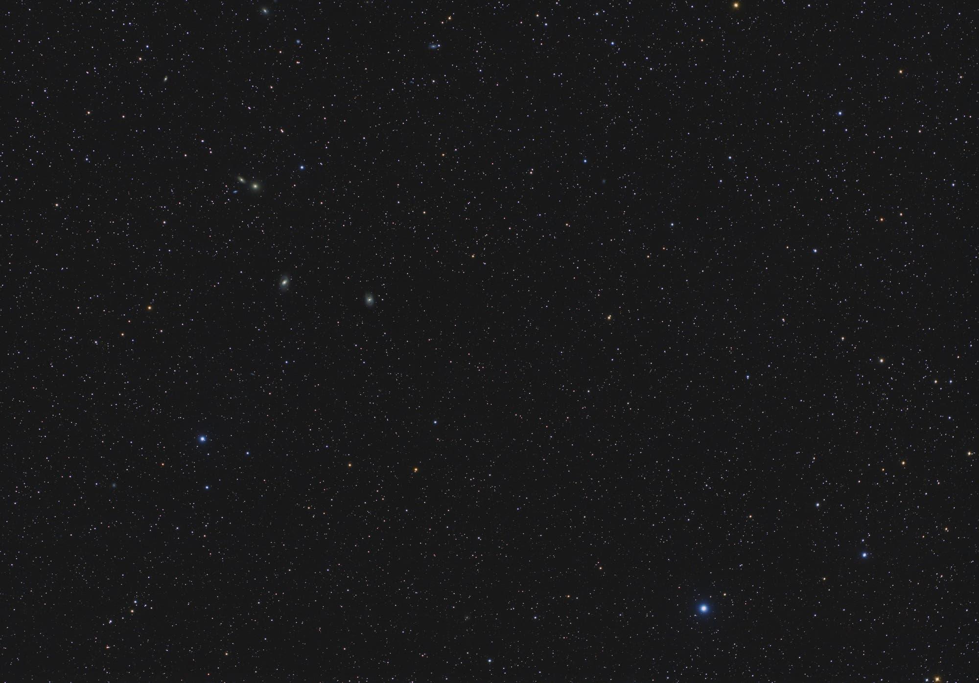 M 95, M 96 und M 105-Gruppe
