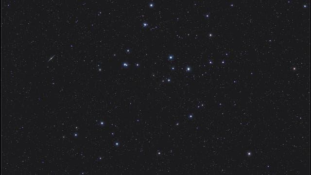 Mel 111 - Coma-Sternhaufen mit Galaxien