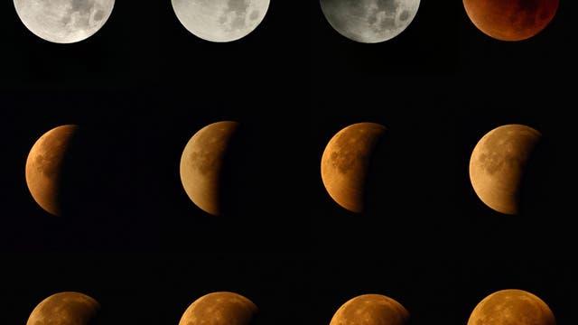 Mondfinsternis 21.02.2008