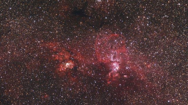 NGC 3576 bis NGC 3603
