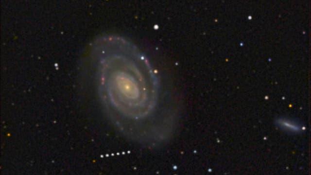 NGC 5364 und [360] Carlova...