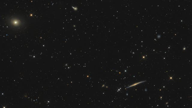 NGC 5529 und NGC 5557