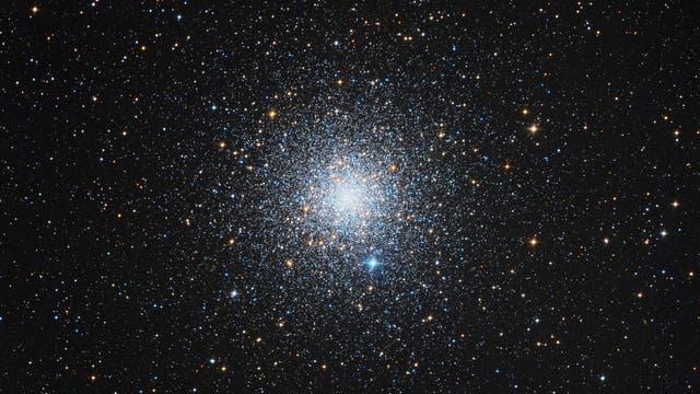 NGC 6752 - Kugelsternhaufen im Sternbild Pfau