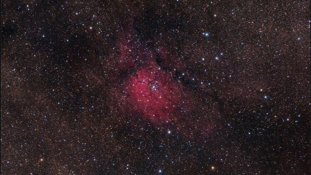 NGC 6820 und 6823