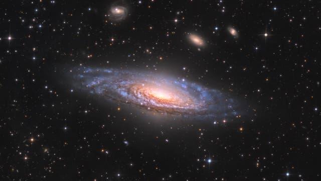 NGC 7331 - Zwilling der Milchstrasse