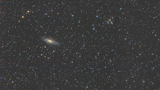 NGC 7331 mit Stephans Quintett