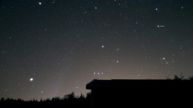 Abschied von Orion