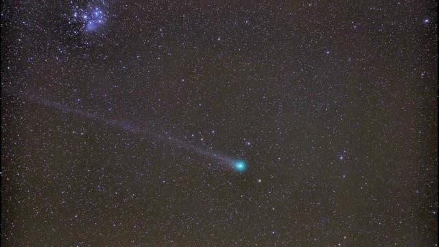Komet Lovejoy