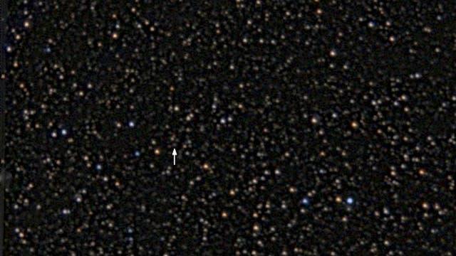 Zwergplanet Quaoar im Kuipergürtel